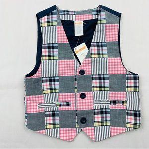 Gymboree kids Vest